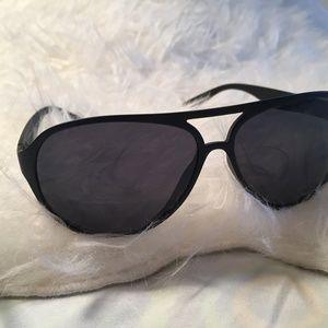 Le Specs Cartwheel Mens Aviator Sunglasses